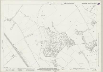Buckinghamshire XXX.13 (includes: Aldbury; Pitstone; Tring Urban) - 25 Inch Map