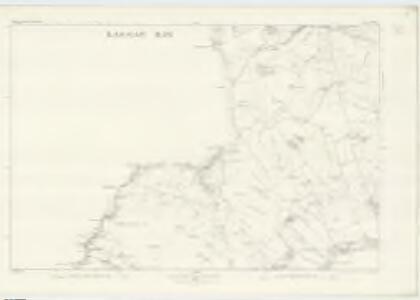 Argyllshire, Sheet CCXXXI - OS 6 Inch map
