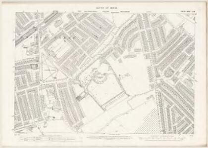 London X.38 - OS London Town Plan
