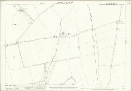 Hertfordshire V.6 (includes: Barley; Great Chishill; Little Chishill; Melbourn) - 25 Inch Map