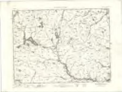 Auchintoul - OS One-Inch map
