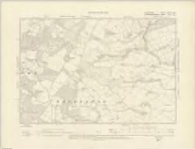 Shropshire XXXIX.SW - OS Six-Inch Map
