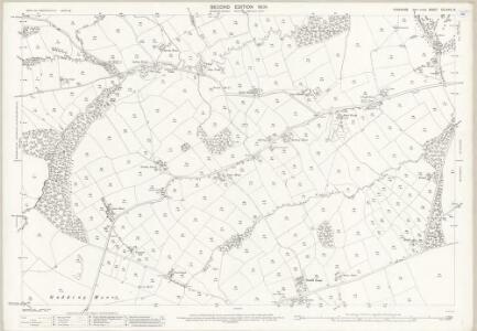 Yorkshire CCLXXIII.8 (includes: Cawthorne; Denby; Gunthwaite And Ingbirchworth) - 25 Inch Map