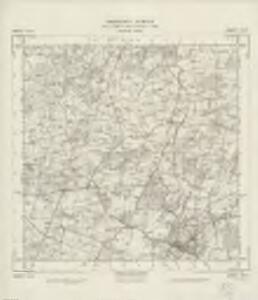 TQ13 - OS 1:25,000 Provisional Series Map