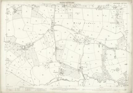 Worcestershire XLVII.10 (includes: Castlemorton; Longdon; Upton upon Severn; Welland) - 25 Inch Map