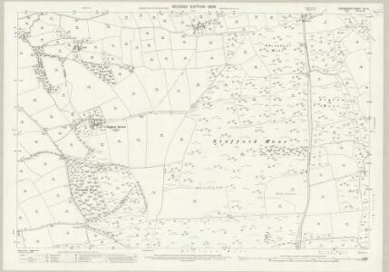 Devon XLI.12 (includes: Ashreigney; Dolton; Dowland; Winkleigh) - 25 Inch Map
