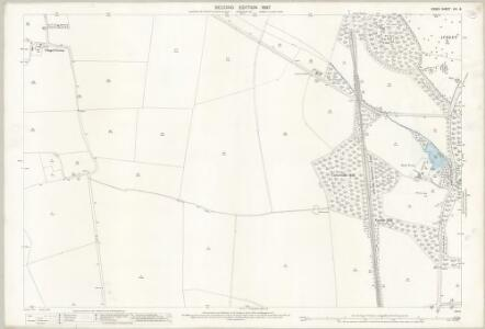 Essex (1st Ed/Rev 1862-96) VIII.8 (includes: Littlebury; Wendens Ambo) - 25 Inch Map