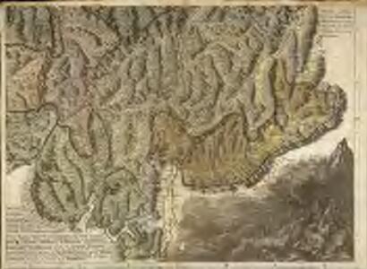 Nova Helvetiae tabula geographica, 4
