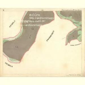 Unterreichenstein - c6481-1-005 - Kaiserpflichtexemplar der Landkarten des stabilen Katasters