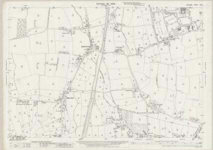 Cheshire XIX.9 (includes: Cheadle and Gatley; Manchester; Wilmslow) - 25 Inch Map
