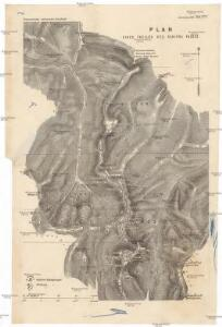Plan eines Theiles des Schipka Passes