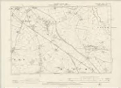 Cheshire XLVII.NW - OS Six-Inch Map