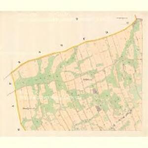 Alt Starzitz (Stary Stařic) - m2878-1-002 - Kaiserpflichtexemplar der Landkarten des stabilen Katasters