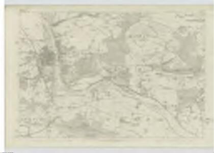 Perthshire, Sheet XCVIII - OS 6 Inch map