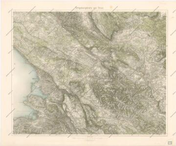 Umgebungskarte von Triest
