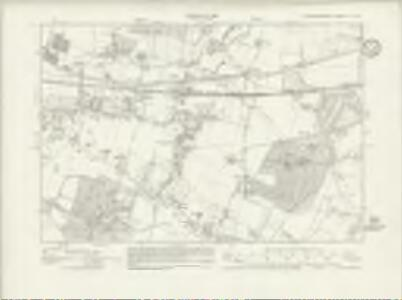 Buckinghamshire LVI.NE - OS Six-Inch Map