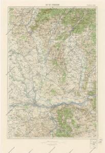 Generální mapa ČSR