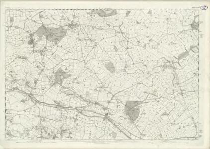 Cheshire XLVI - OS Six-Inch Map