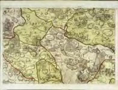 A topographical-map, of the county of Kent, 18
