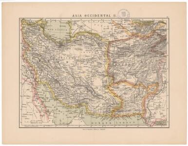 Asia occidental II