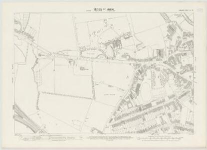 London VI.72 - OS London Town Plan