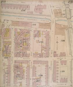 London South East Vol. J: sheet 33