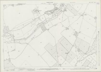 Kent XXXVI.14 (includes: Wickhambreux) - 25 Inch Map