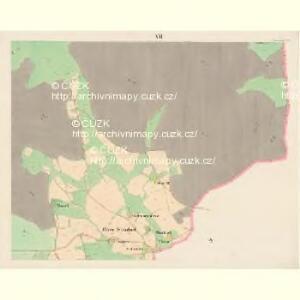 Johannesthal - c2767-1-006 - Kaiserpflichtexemplar der Landkarten des stabilen Katasters
