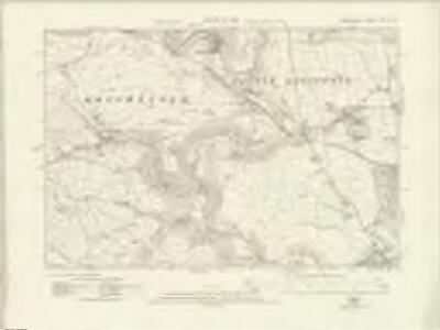 Derbyshire XXIII.NW - OS Six-Inch Map