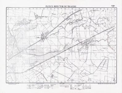 Lambert-Cholesky sheet 2580 (Doba)
