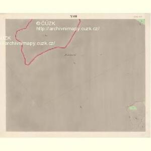 Neuofen - c5201-1-022 - Kaiserpflichtexemplar der Landkarten des stabilen Katasters