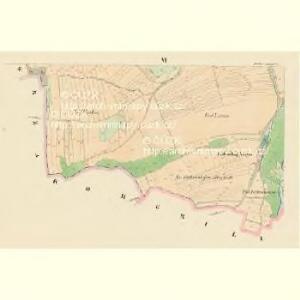 Dollan (Dolany) - c1236-1-004 - Kaiserpflichtexemplar der Landkarten des stabilen Katasters