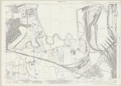 Durham III.12 (includes: Jarrow; South Shields) - 25 Inch Map