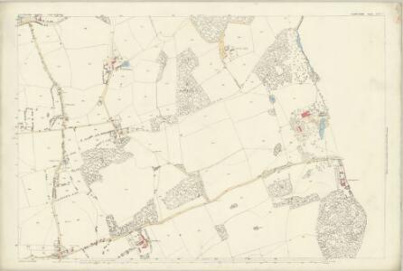 Hampshire and Isle of Wight XCIV.7 (includes: Calbourne; Newport) - 25 Inch Map