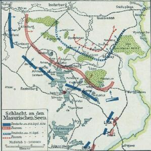 Schlacht an den Masurischen Seen