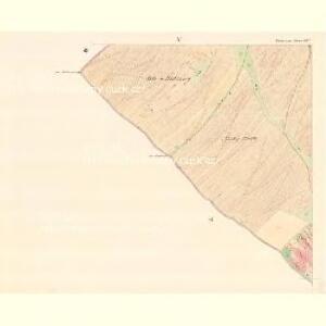 Dwarozna Lhotta - m3176-1-004 - Kaiserpflichtexemplar der Landkarten des stabilen Katasters