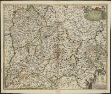 Le gouvernement general du Dauphiné divisé en Haut et Bas, et subdivisé en ses sept pays, sçavoir le Graisivaudan, le Viennois, le Valentinois, le Diois, le Gapençois, l'Embrunois et le Briançonnois, et en plusieurs balliages