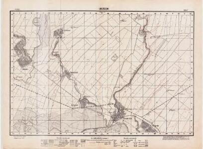 Lambert-Cholesky sheet 4547 (Urziceni)