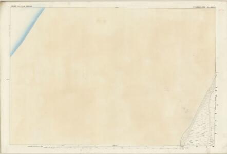 Cumberland XXVII.6 (includes: Holme St Cuthbert) - 25 Inch Map