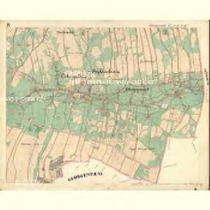 Obergrund - c2122-2-004 - Kaiserpflichtexemplar der Landkarten des stabilen Katasters