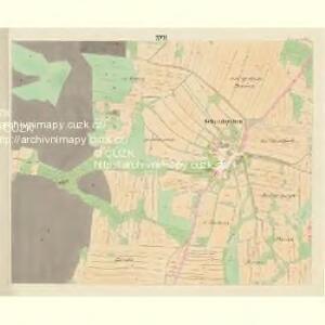 Dobrzegitz - c1204-1-015 - Kaiserpflichtexemplar der Landkarten des stabilen Katasters