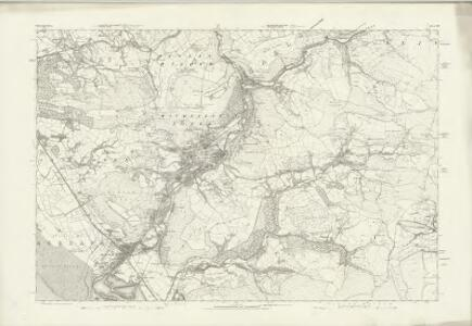 Glamorgan XXIV - OS Six-Inch Map