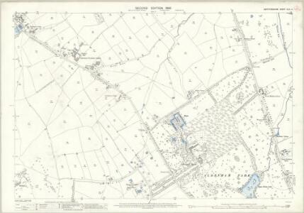 Hertfordshire XLIV.4 (includes: Aldenham; Bushey) - 25 Inch Map
