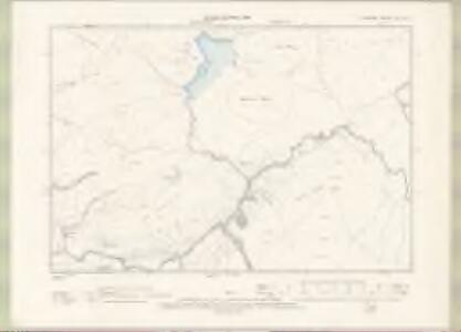 Ayrshire Sheet LVII.NE - OS 6 Inch map