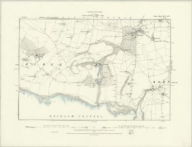 Dorset LV.NE - OS Six-Inch Map