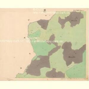 Reiterschlag - c5640-2-008 - Kaiserpflichtexemplar der Landkarten des stabilen Katasters