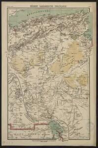 Région saharienne française