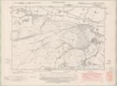 Perth and Clackmannan Sheet CXXXVIII.NW - OS 6 Inch map