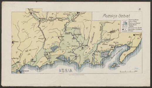 Muzakja Gebiet