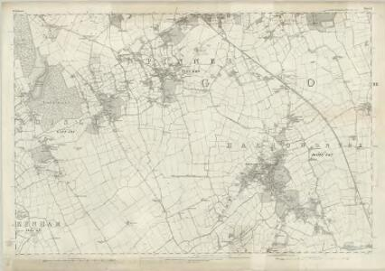 Middlesex X - OS Six-Inch Map